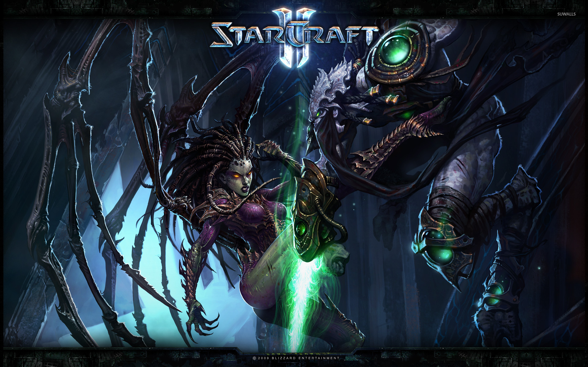 StarCraft Legacy of the Void Wallpapers Pictures Images