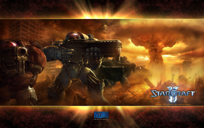 Starcraft 2 [6] wallpaper