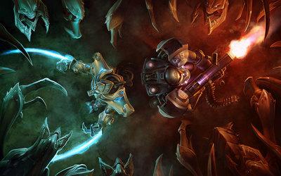Starcraft 2 [3] wallpaper