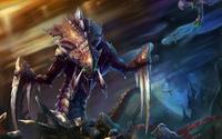 StarCraft Hydralisk wallpaper 2560x1600 jpg