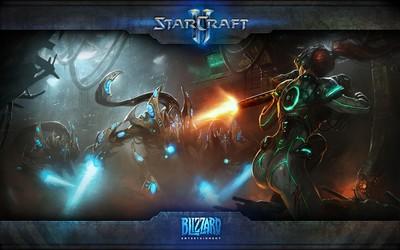 StarCraft II [2] wallpaper