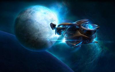 StarCraft II: Heart of the Swarm [2] wallpaper