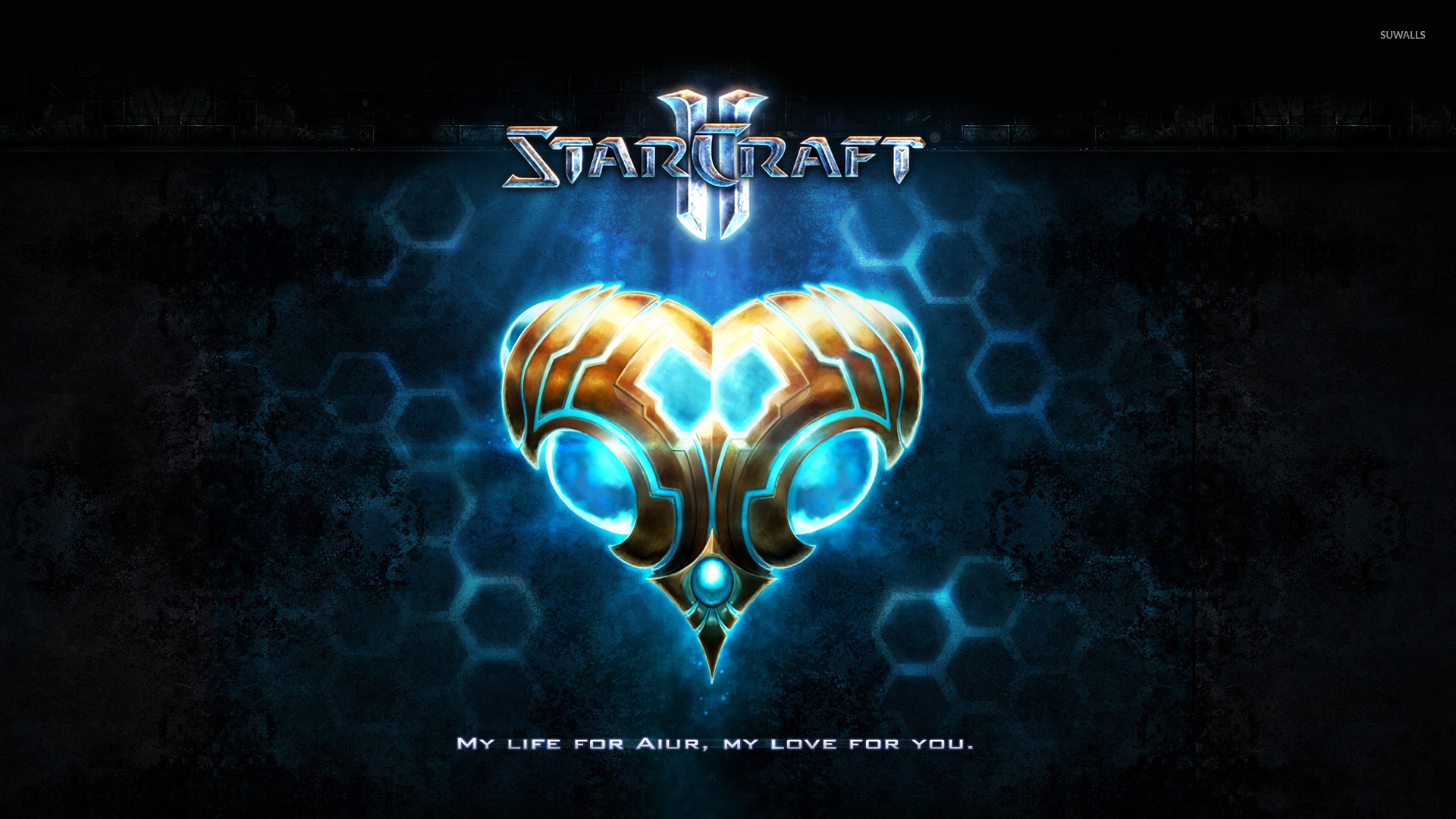 Starcraft Ii Heart Of The Swarm 3 Wallpaper Game