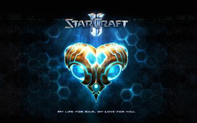 StarCraft II: Heart of the Swarm [3] wallpaper