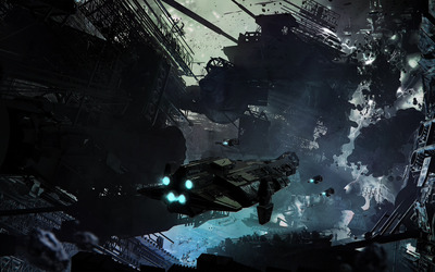 StarCraft II - Heart of the Swarm [2] wallpaper