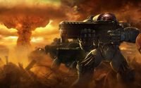 StarCraft II - Wings of Liberty wallpaper 2880x1800 jpg