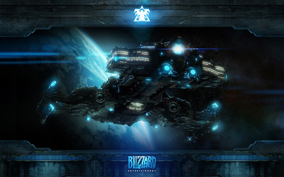 Starcraft II: Wings of Liberty [2] wallpaper
