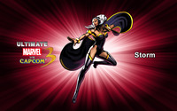 Storm - Ultimate Marvel vs. Capcom 3 wallpaper 2560x1600 jpg