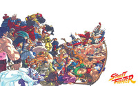 Street Fighter wallpaper 1920x1200 jpg