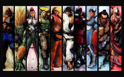 Street Fighter [2] wallpaper