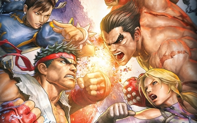 Street Fighter X Tekken wallpaper