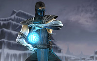 Sub-Zero - Mortal Kombat [2] wallpaper 1920x1200 jpg