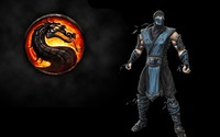 Sub-Zero - Mortal Kombat wallpaper 1920x1200 jpg