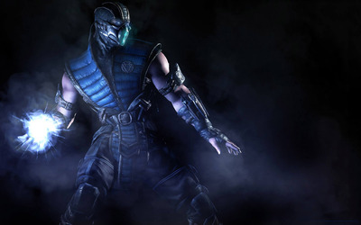 Sub-Zero - Mortal Kombat X wallpaper