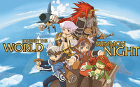 Summon Night wallpaper 1920x1200 jpg