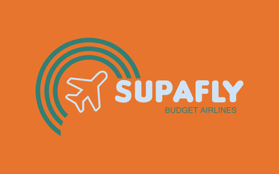 Supafly - Budget Airlines wallpaper