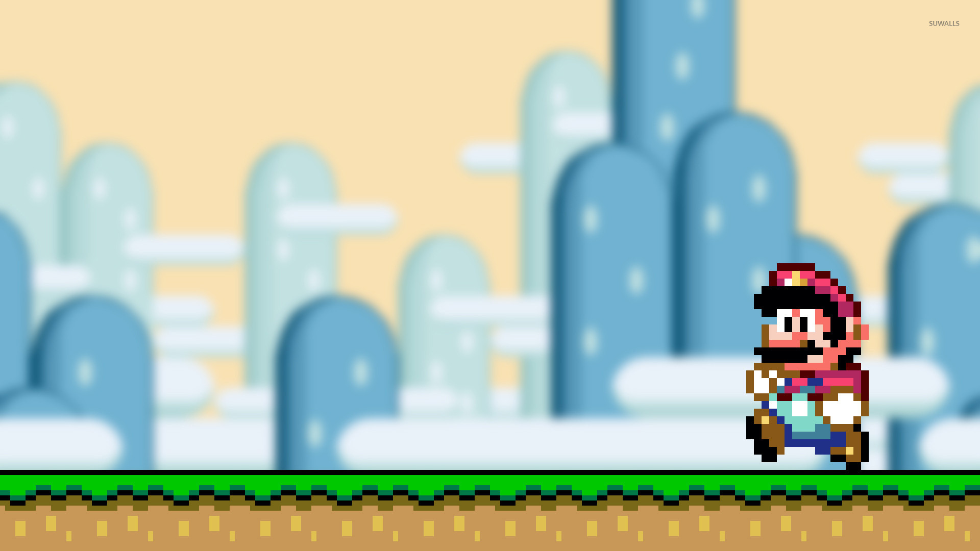 Super Mario 2 Wallpaper Game Wallpapers 21051