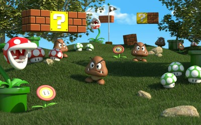 Super Mario 3D World [2] wallpaper