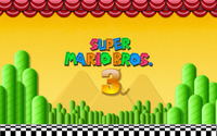 Super Mario Bros. 3 wallpaper 1920x1080 jpg