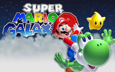 Super Mario Galaxy 2 wallpaper