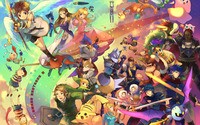Super Smash Bros wallpaper 1920x1200 jpg