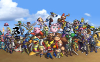 Super Smash Bros. wallpaper 1920x1200 jpg