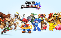 Super Smash Bros 4 wallpaper 1920x1080 jpg