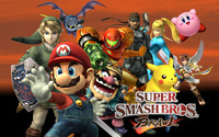 Super Smash Bros. Brawl wallpaper 1920x1200 jpg