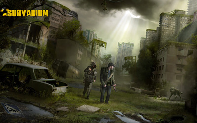 Survarium wallpaper