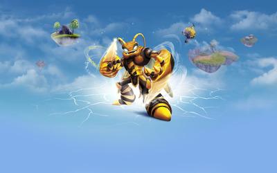 Swarm - Skylanders: Giants wallpaper