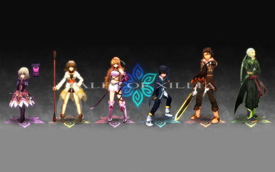 Tales of Xillia wallpaper