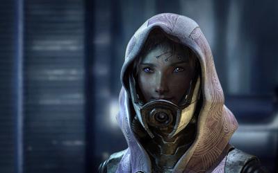 Tali'Zorah vas Neema - Mass Effect wallpaper