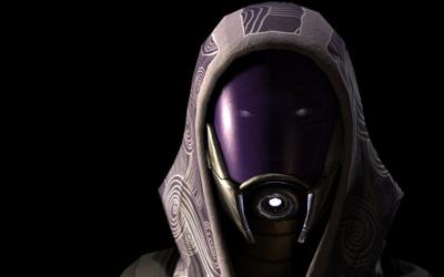 Tali'Zorah vas Neema - Mass Effect [2] wallpaper