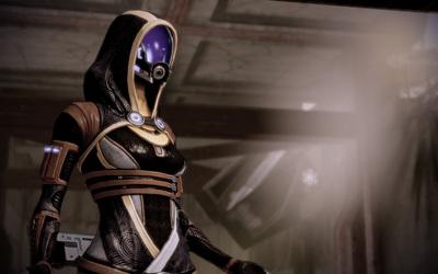 Tali'Zorah vas Neema - Mass Effect [3] wallpaper