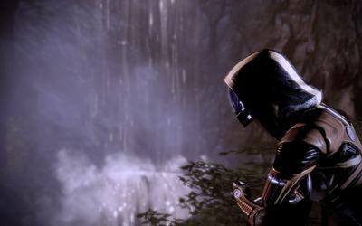 Tali'Zorah vas Neema - Mass Effect [4] wallpaper