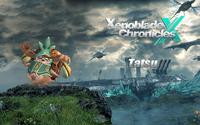 Tatsu - Xenoblade Chronicles X wallpaper 1920x1200 jpg