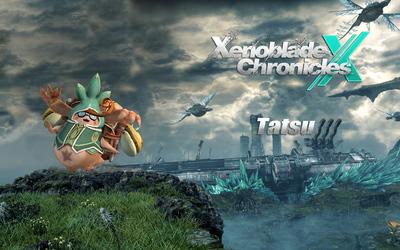 Tatsu - Xenoblade Chronicles X wallpaper