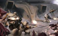 Tau - Warhammer 40,000: Space Marine wallpaper 2560x1600 jpg