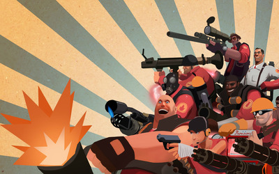 Team Fortress 2 [2] wallpaper