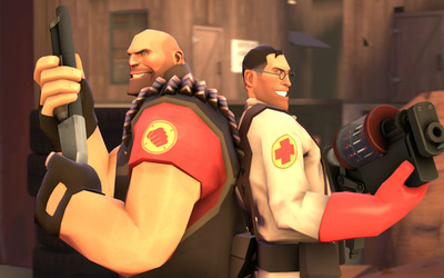 Team Fortress 2 [12] wallpaper
