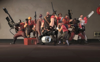 Team Fortress 2 [4] wallpaper