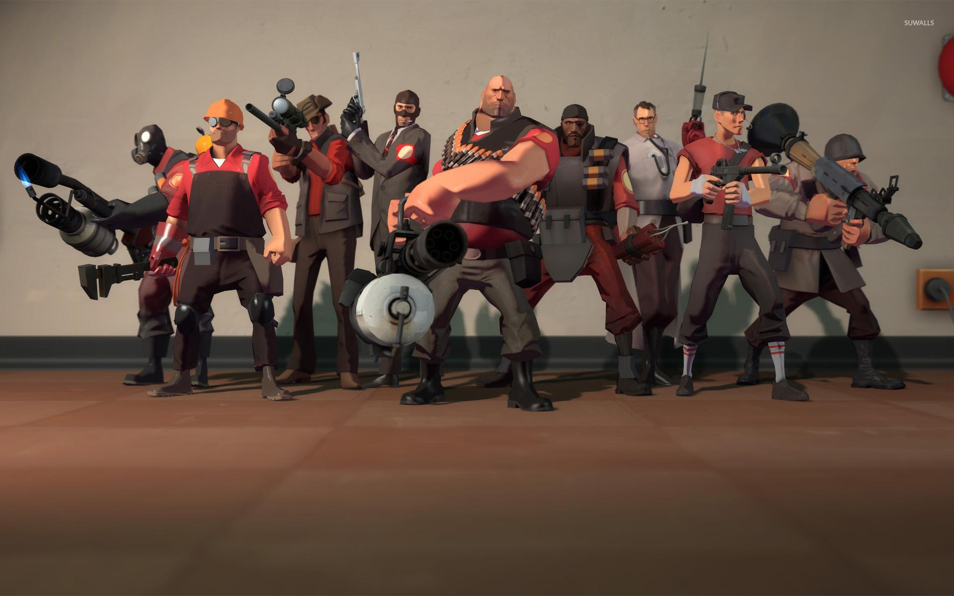 2560x1600 team fortress - photo #10