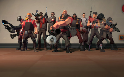 Team Fortress 2 wallpaper