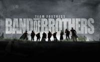 Team Fortress Band of Brothers wallpaper 1920x1200 jpg
