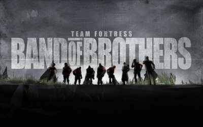 Team Fortress Band of Brothers wallpaper