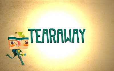 Tearaway [2] wallpaper
