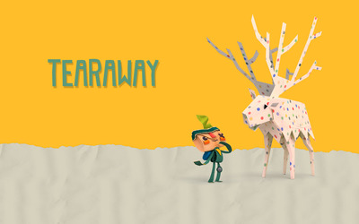 Tearaway [3] wallpaper