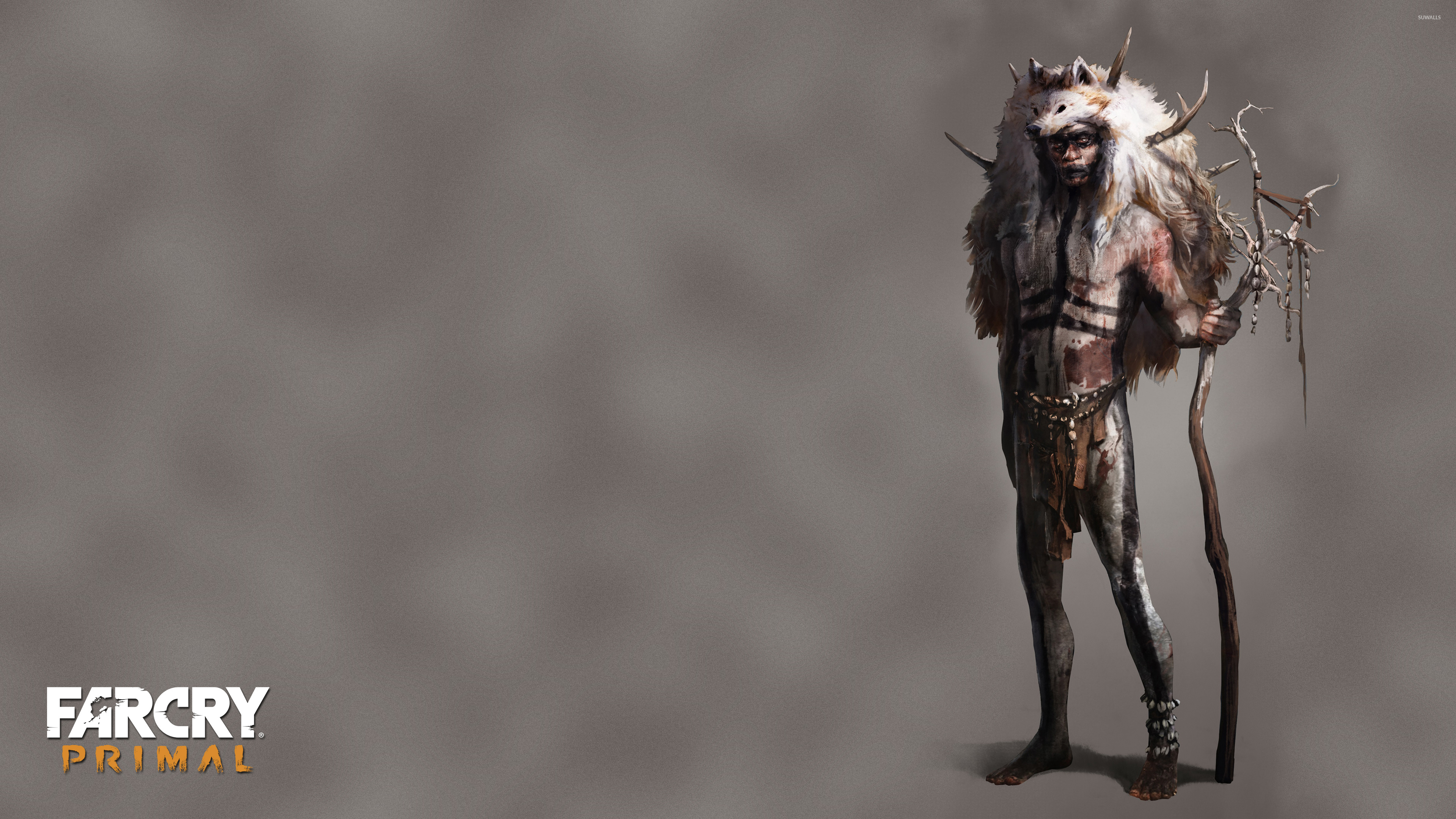Tensay In Far Cry Primal Wallpaper Game Wallpapers 53660