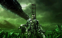 Terminator 3: The Redemption wallpaper 1920x1200 jpg