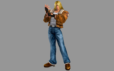 Terry Bogard - The King of Fighters [3] wallpaper